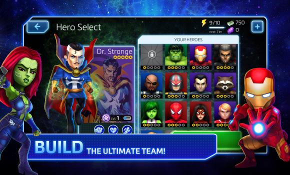 Marvel Mighty Heroes Ekran Görüntüleri - 1