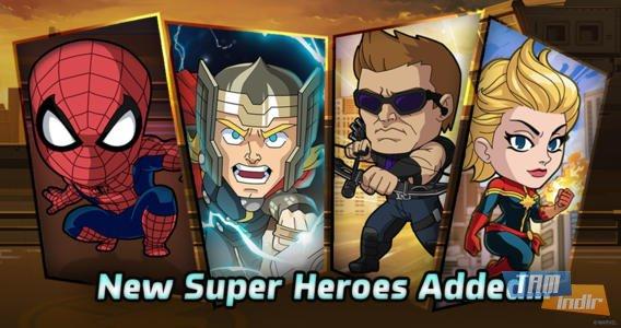 Marvel Run Jump Smash! Ekran Görüntüleri - 4