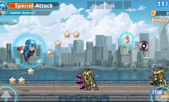 Marvel Run Jump Smash! Ekran Görüntüleri - 2