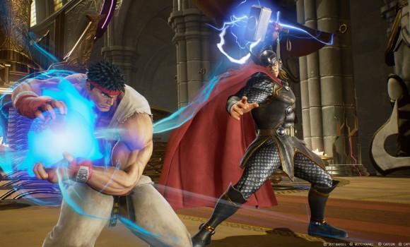 Marvel vs. Capcom: Infinite Ekran Görüntüleri - 3