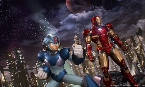 Marvel vs. Capcom: Infinite Ekran Görüntüleri - 1