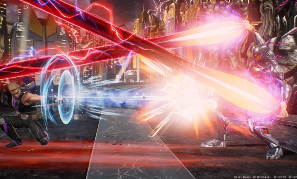 Marvel vs. Capcom: Infinite Ekran Görüntüleri - 12