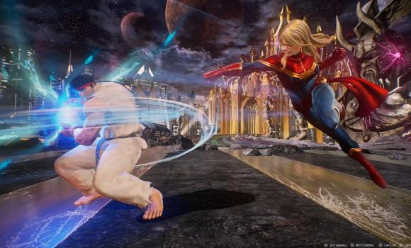 Marvel vs. Capcom: Infinite Ekran Görüntüleri - 10