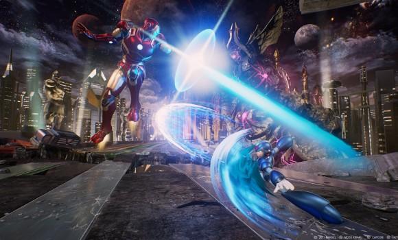 Marvel vs. Capcom: Infinite Ekran Görüntüleri - 9