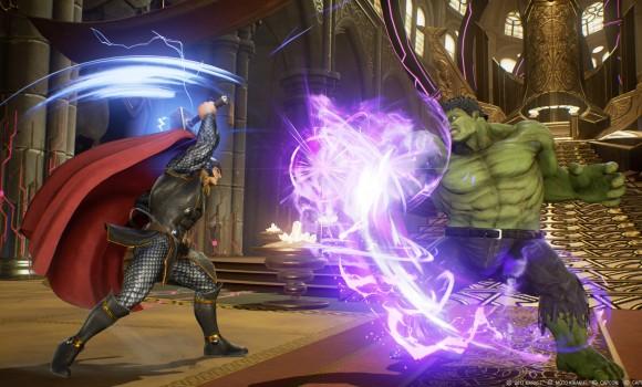 Marvel vs. Capcom: Infinite Ekran Görüntüleri - 7