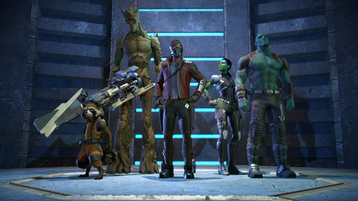 Marvel's Guardians of the Galaxy: The Telltale Series Ekran Görüntüleri - 5