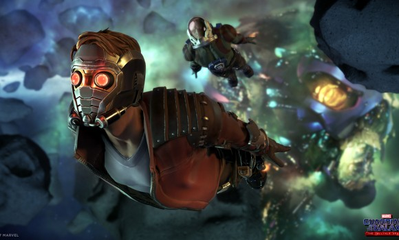 Marvel's Guardians of the Galaxy: The Telltale Series Ekran Görüntüleri - 3