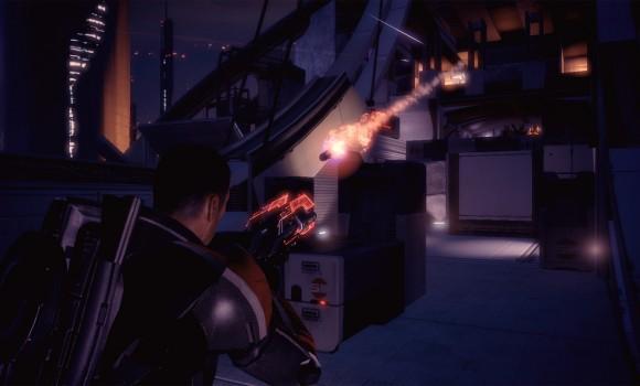 Mass Effect 2 Ekran Görüntüleri - 1