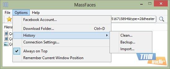 MassFaces Ekran Görüntüleri - 1