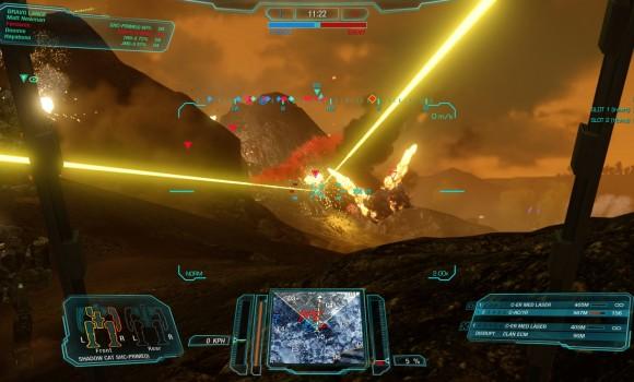MechWarrior Online Ekran Görüntüleri - 11