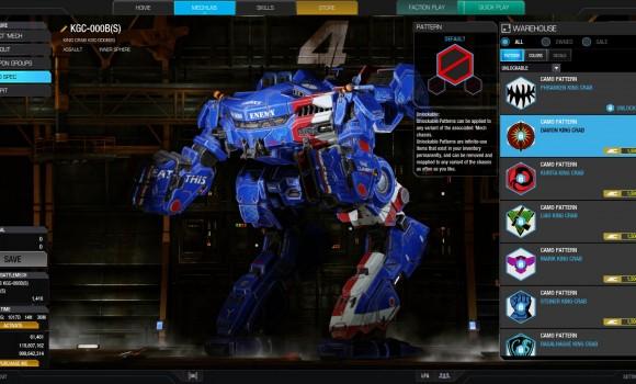 MechWarrior Online Ekran Görüntüleri - 7