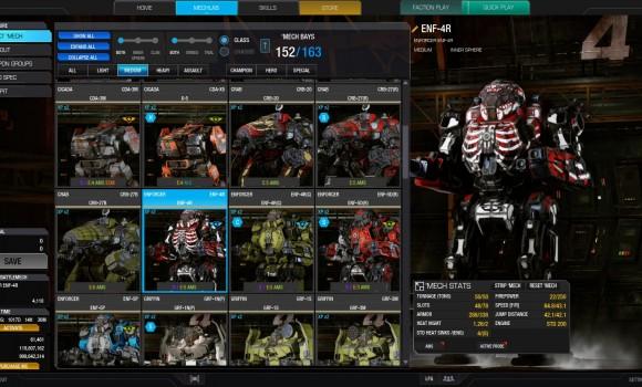 MechWarrior Online Ekran Görüntüleri - 5