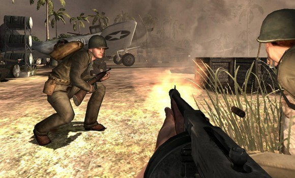 Medal of Honor Pacific Assault Ekran Görüntüleri - 1