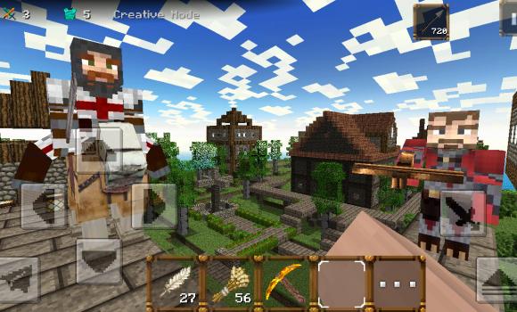 Medieval Craft 2: Castle Build Ekran Görüntüleri - 7