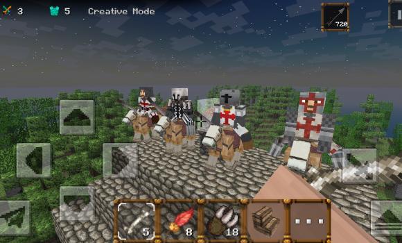 Medieval Craft 2: Castle Build Ekran Görüntüleri - 4