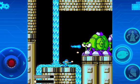 Mega Man 4 Ekran Görüntüleri - 6