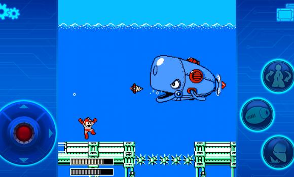 Mega Man 4 Ekran Görüntüleri - 4