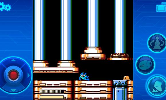 Mega Man 4 Ekran Görüntüleri - 5