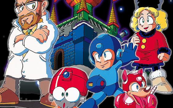 Mega Man 4 Ekran Görüntüleri - 1