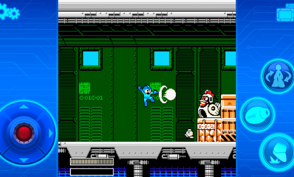 Mega Man 5 Ekran Görüntüleri - 5