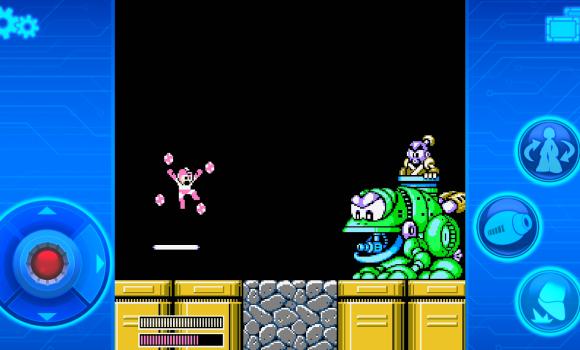 Mega Man 6 Ekran Görüntüleri - 5