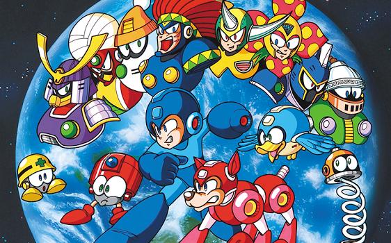 Mega Man 6 Ekran Görüntüleri - 4