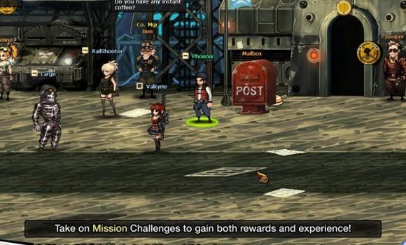 Metal Assault Ekran Görüntüleri - 3