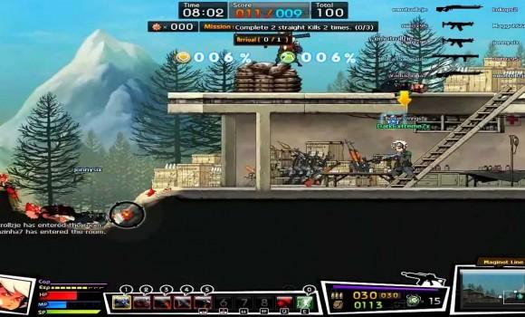 Metal Assault Ekran Görüntüleri - 1
