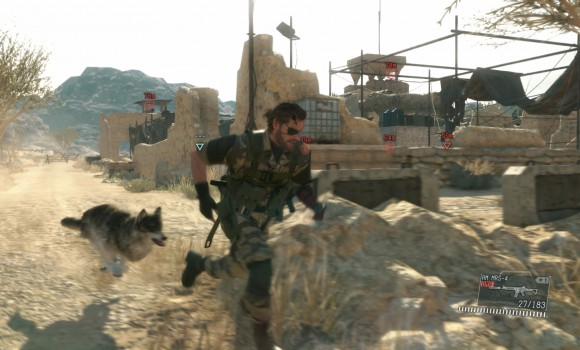 Metal Gear Solid V: The Phantom Pain Ekran Görüntüleri - 9