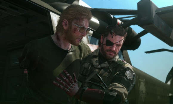 Metal Gear Solid V: The Phantom Pain Ekran Görüntüleri - 8