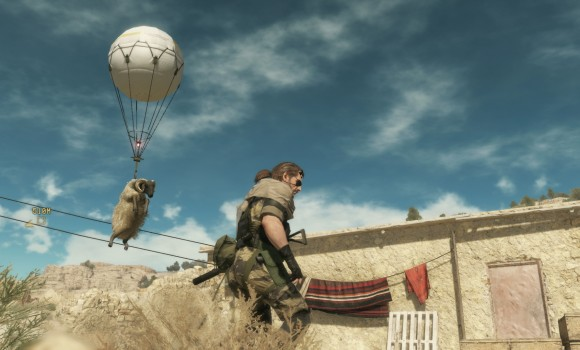 Metal Gear Solid V: The Phantom Pain Ekran Görüntüleri - 7