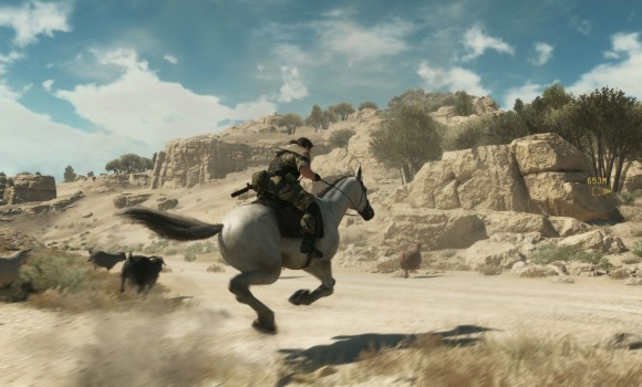 Metal Gear Solid V: The Phantom Pain Ekran Görüntüleri - 6