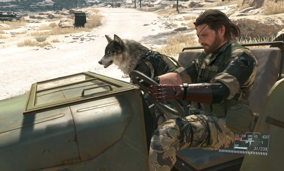 Metal Gear Solid V: The Phantom Pain Ekran Görüntüleri - 5