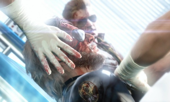 Metal Gear Solid V: The Phantom Pain Ekran Görüntüleri - 11