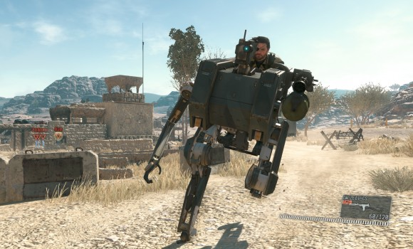 Metal Gear Solid V: The Phantom Pain Ekran Görüntüleri - 10