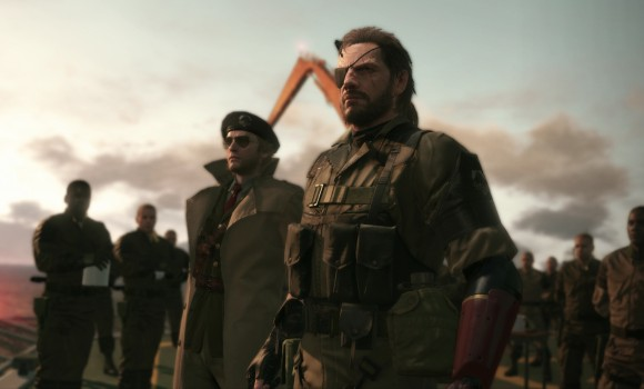 Metal Gear Solid V: The Phantom Pain Ekran Görüntüleri - 14