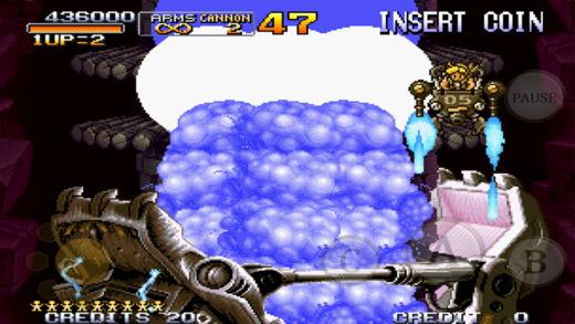 METAL SLUG 2 Ekran Görüntüleri - 4