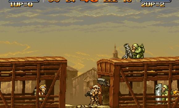 METAL SLUG 2 Ekran Görüntüleri - 9