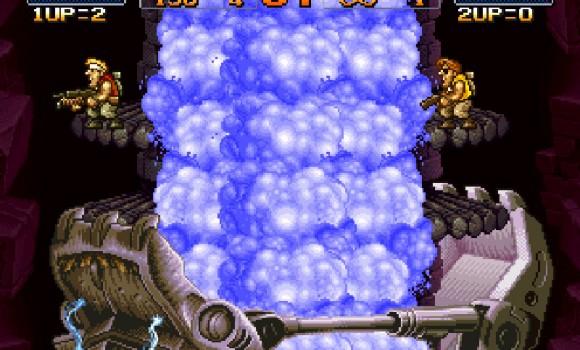 METAL SLUG 2 Ekran Görüntüleri - 8