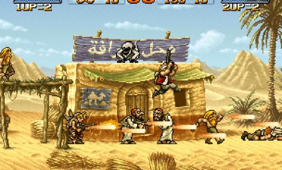 METAL SLUG 2 Ekran Görüntüleri - 7