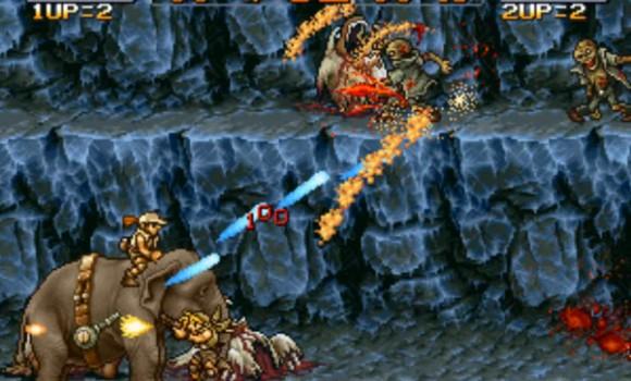 METAL SLUG 3 Ekran Görüntüleri - 2