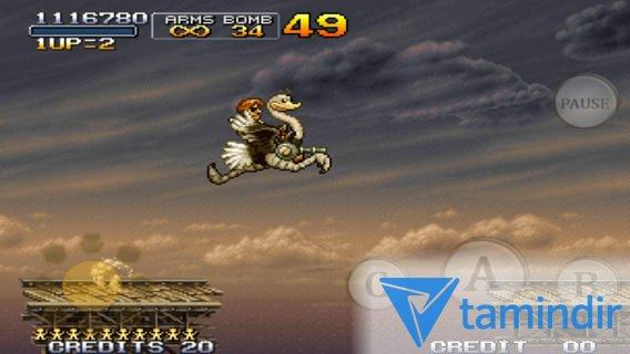 METAL SLUG 3 Ekran Görüntüleri - 1