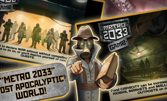 Metro 2033: Wars Ekran Görüntüleri - 1