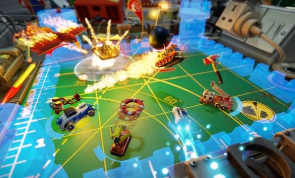 Micro Machines World Series Ekran Görüntüleri - 7