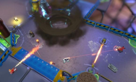 Micro Machines World Series Ekran Görüntüleri - 3