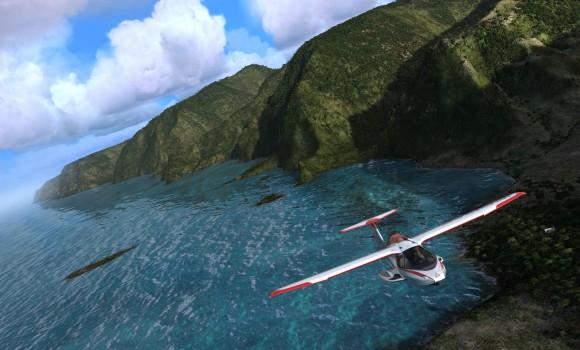 Microsoft Flight: Hawaii Macerası Teması Ekran Görüntüleri - 3