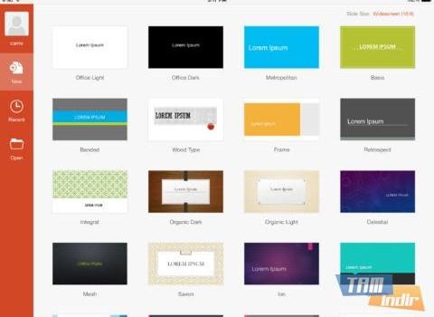 Microsoft PowerPoint for iPad Ekran Görüntüleri - 4