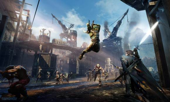 Middle-Earth: Shadow of Mordor Ekran Görüntüleri - 5