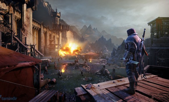Middle-Earth: Shadow of Mordor Ekran Görüntüleri - 3