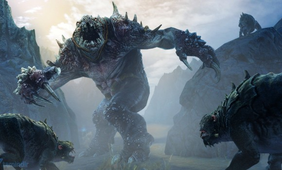 Middle-Earth: Shadow of Mordor Ekran Görüntüleri - 1